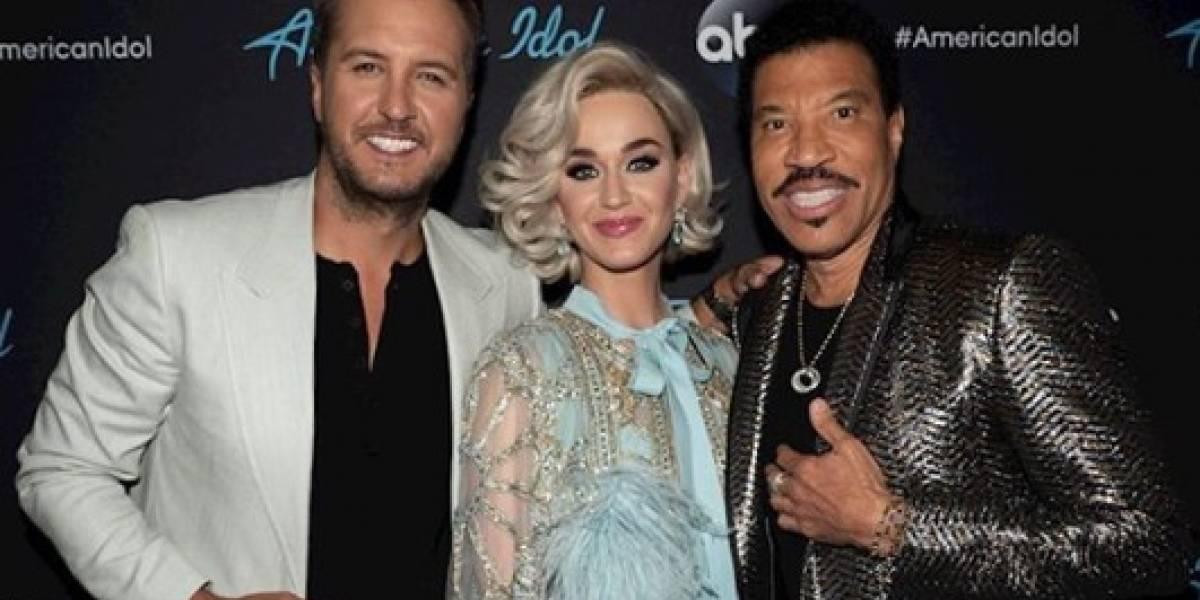 "Katy Perry confirma namoro durante final do ""American Idol"""