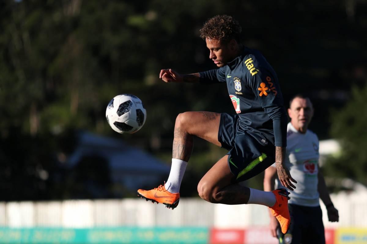 Neymar Lucas Figueiredo/CBF