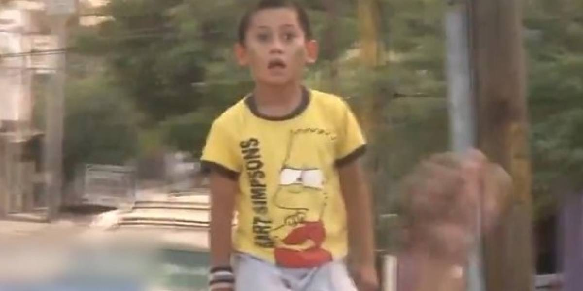 VIDEO: Santos busca a niño que se hizo viral en sus festejos