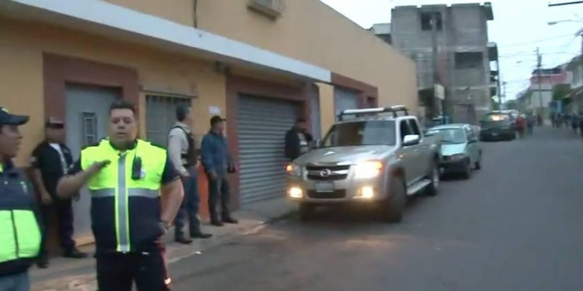 "Neto Bran realiza operativo relámpago contra taxis ""pirata"""
