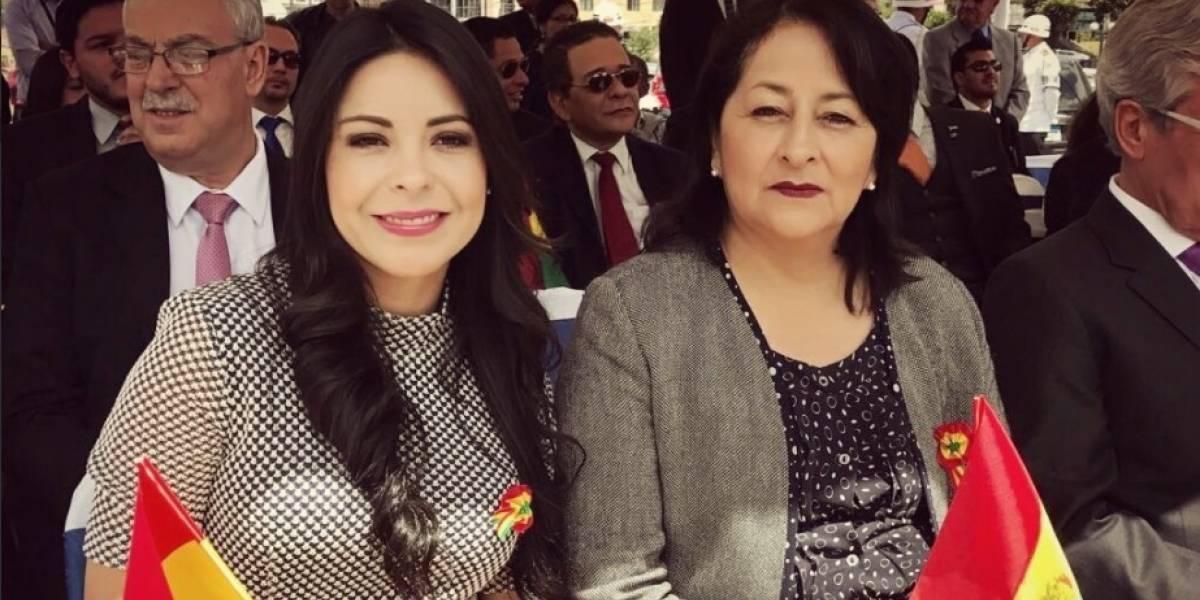 Pamela Aguirre asegura que presidente Lenín Moreno no tiene gestión para informar Metro Ecuador