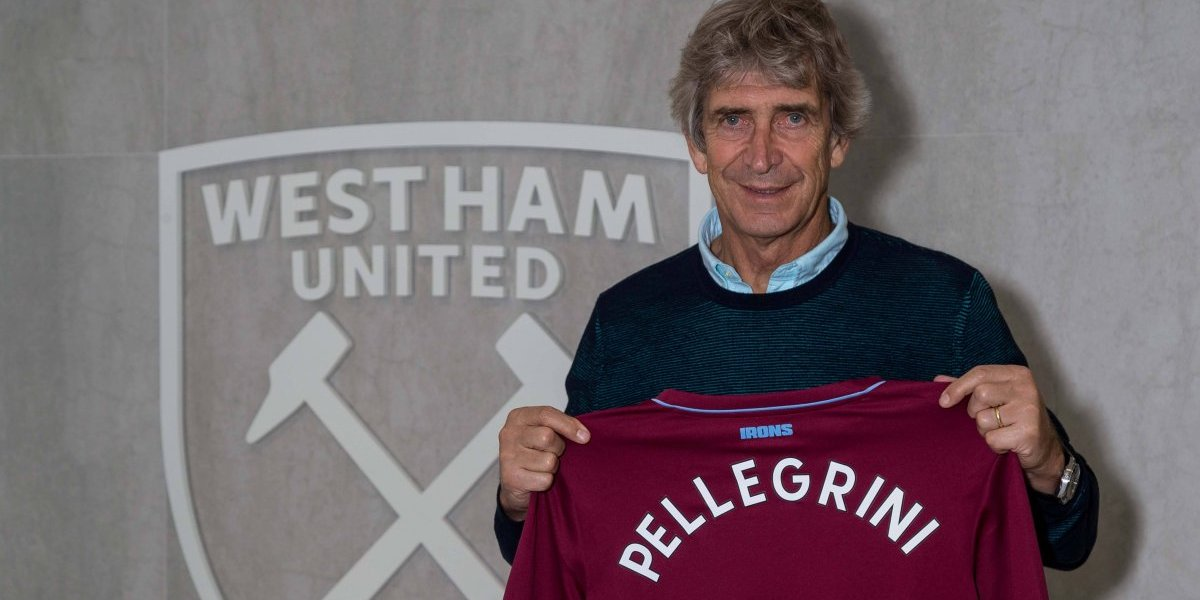 Manuel Pellegrini es el nuevo director técnico del West Ham de 'Chicharito'