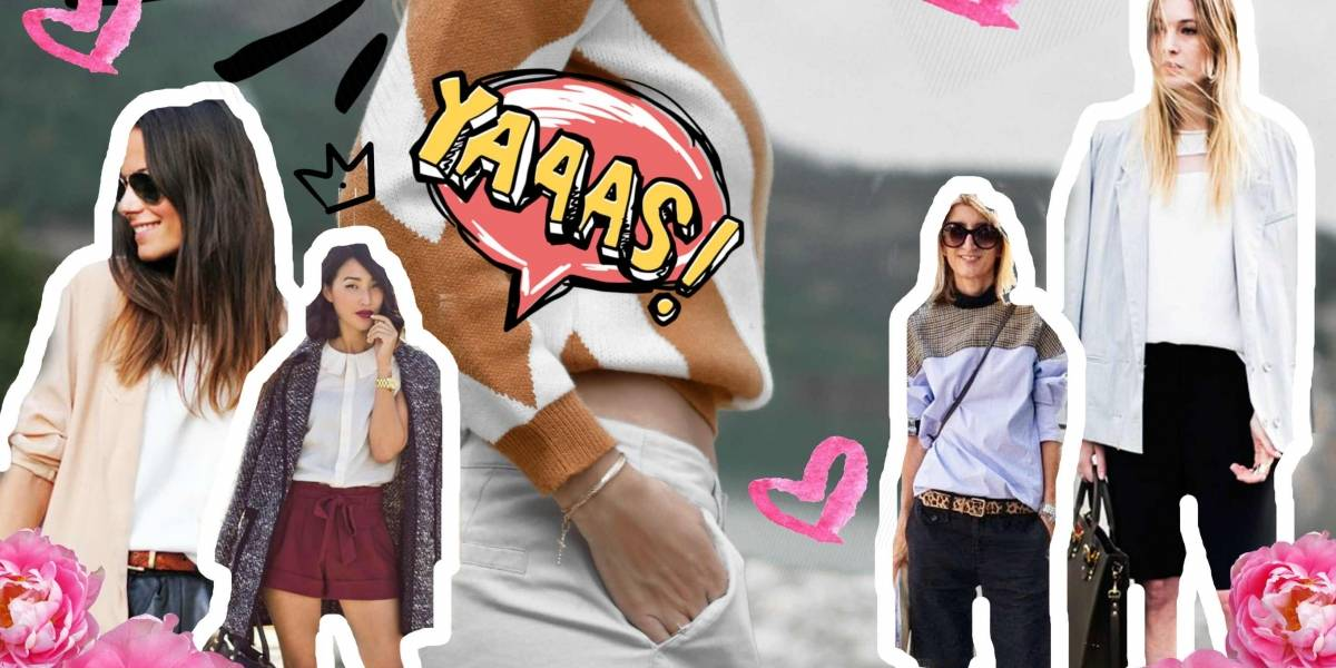 6 estilos de shorts que puedes llevar a la oficina