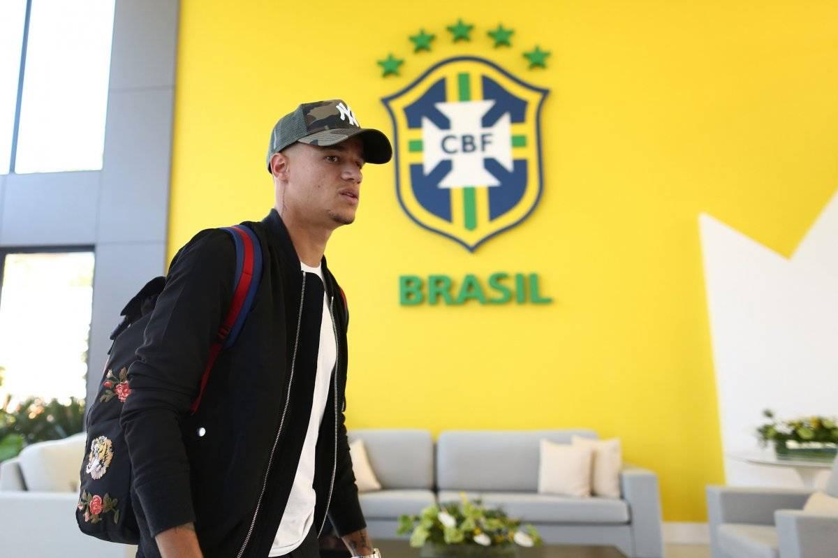 Philipe Coutinho Lucas Figueiredo/CBF