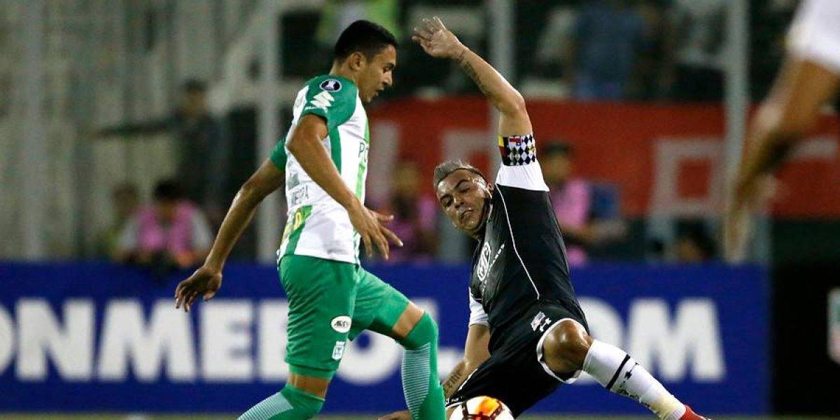 """Atlético Nacional perdió a una de sus principales figuras para la """"final"""" ante Colo Colo"""