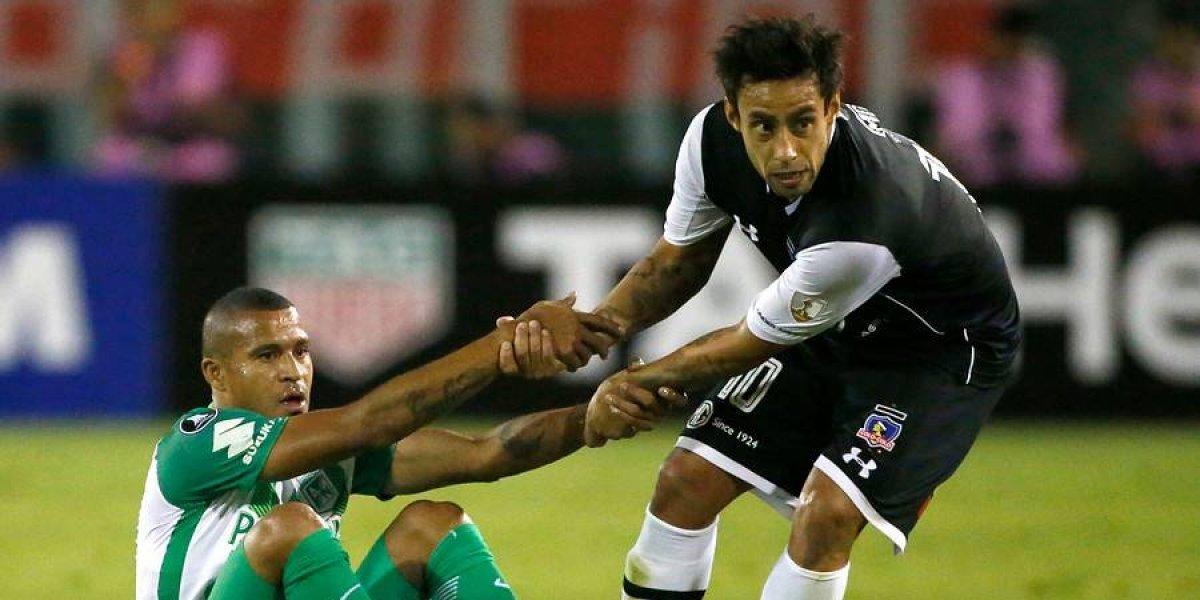 """Jorge Valdivia dice que Colo Colo va a la """"guerra"""" a Medellín: """"Hay que clasificar como sea"""""""