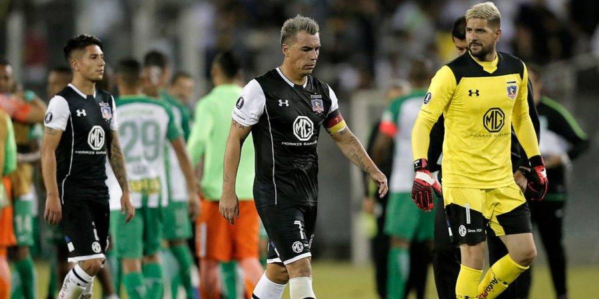 Cuatro eliminaciones directas y sin triunfos de visita: El paupérrimo registro de Colo Colo ante colombianos