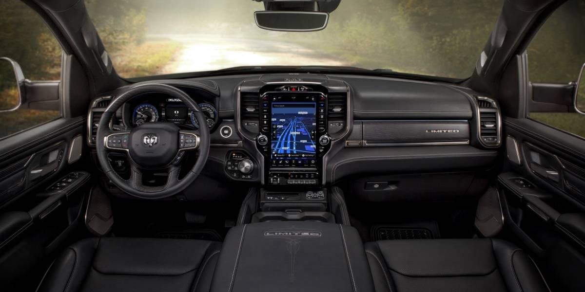 El interior de la nueva Ram 1500 le vale elogios