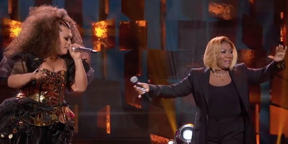 Ada Vox se roba el 'show' en la final de American Idol