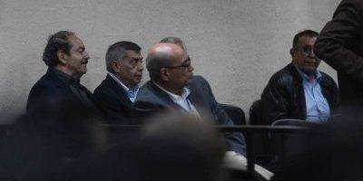 Audiencia caso Molina Theissen