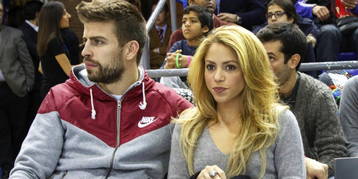 Conoce a la mujer con la que Piqué supuestamente engaña a Shakira