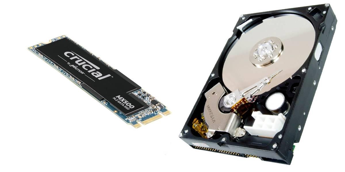 Entenda a diferença entre um disco rígido e um SSD