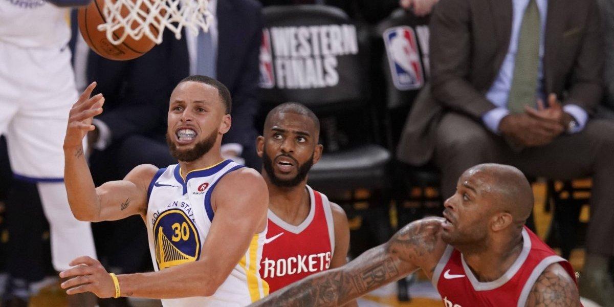 Golden State Warriors quieren poner contra las cuerdas a los Rockets