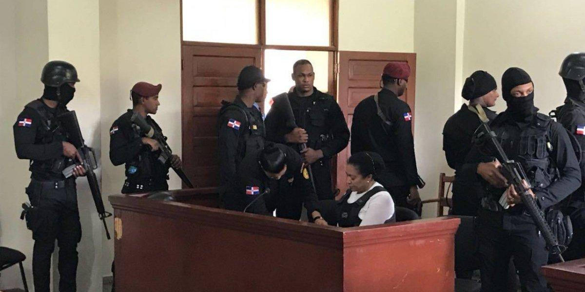 Reenvían para el 25 de mayo revisión de medida de coerción a Marlin Martínez