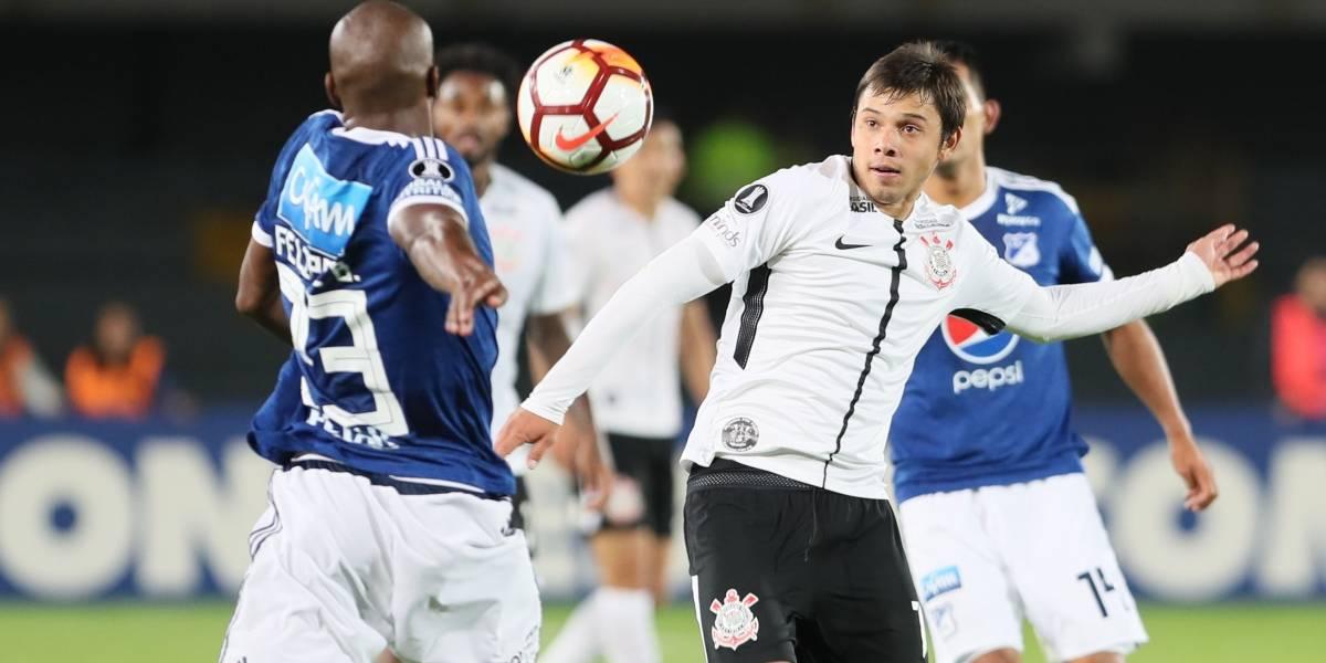 Millonarios va por el milagro ante Corinthians en Copa Libertadores 2018