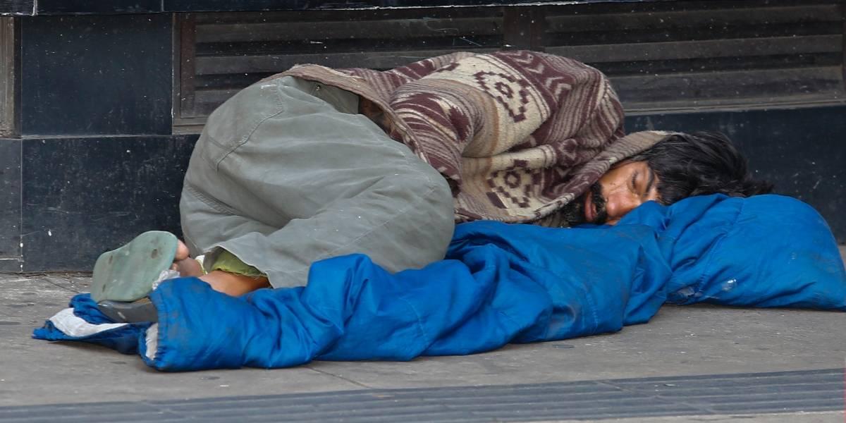 Veja como ajudar moradores de rua em dias de baixas temperaturas