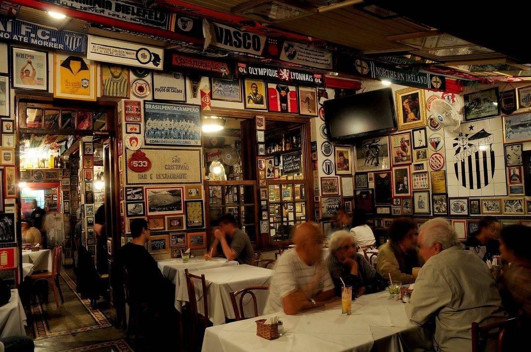 São Cristóvão Bar e Restaurante