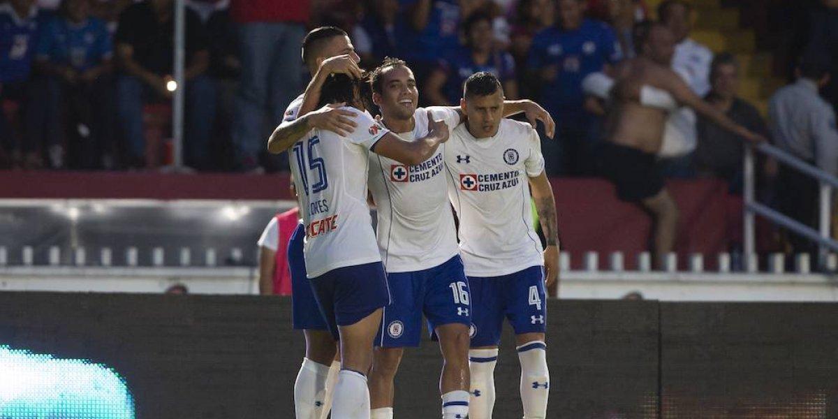 Cruz Azul enfrentará al Santos de Brasil en su regreso al Azteca