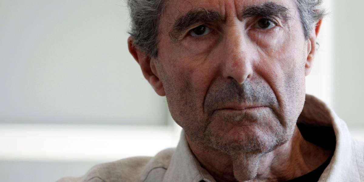 Escritor Philip Roth morre aos 85 anos