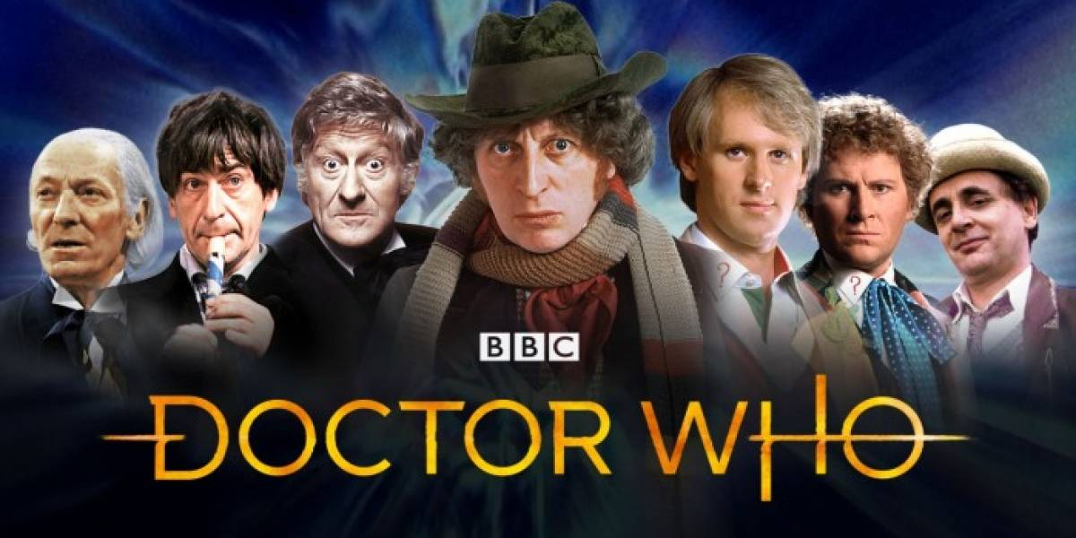 BBC y Twitch se unen para traer un maratón de toda la serie clásica de Doctor Who