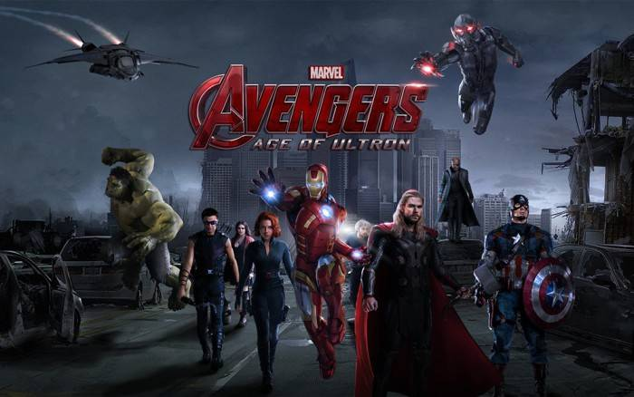 Avengers: Age of Ultron Netflix