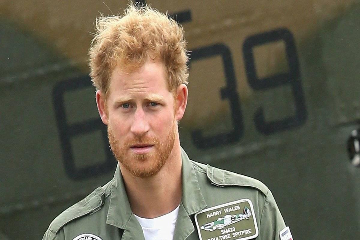 Principe Harry Afganistan