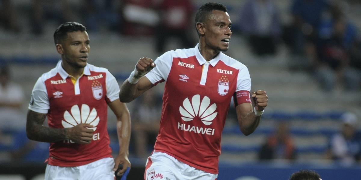 Santa Fe ganó, gustó, goleó y clasificó a Copa Sudamericana