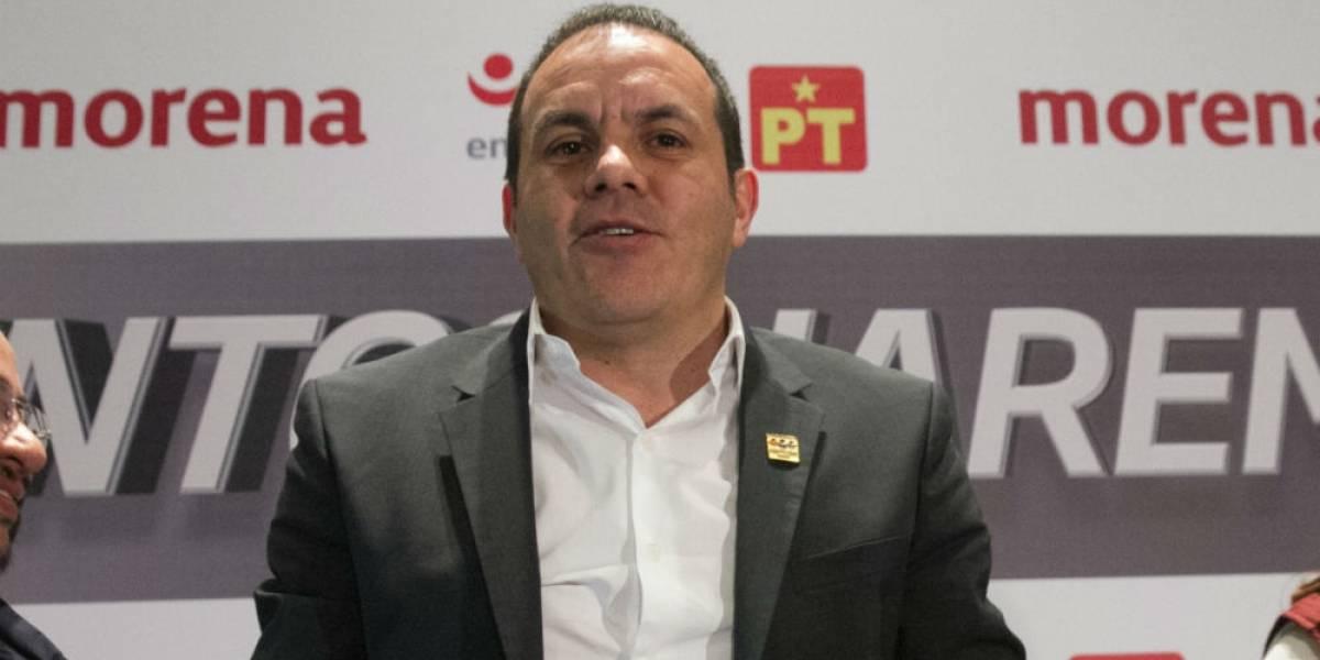 TEPJF valida candidatura de El Cuauh en Morelos