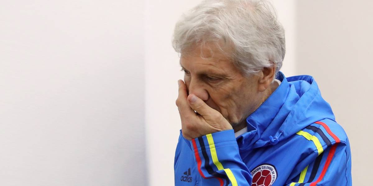 ¡Preocupación Pékerman! Jugador de la Selección Colombia podría perderse el Mundial Rusia 2018