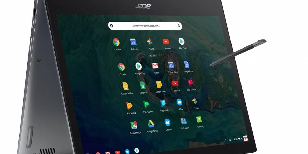 É um tablet? É um notebook? Não, é um Chromebook