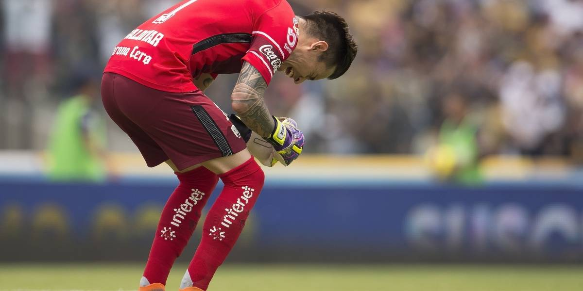 Chivas está cerca de firmar a su nuevo portero