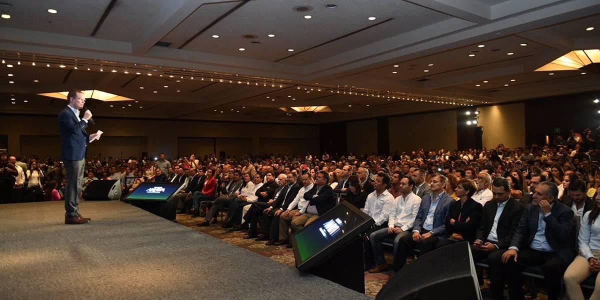 Ricardo Anaya propone cambiar el modelo de seguridad