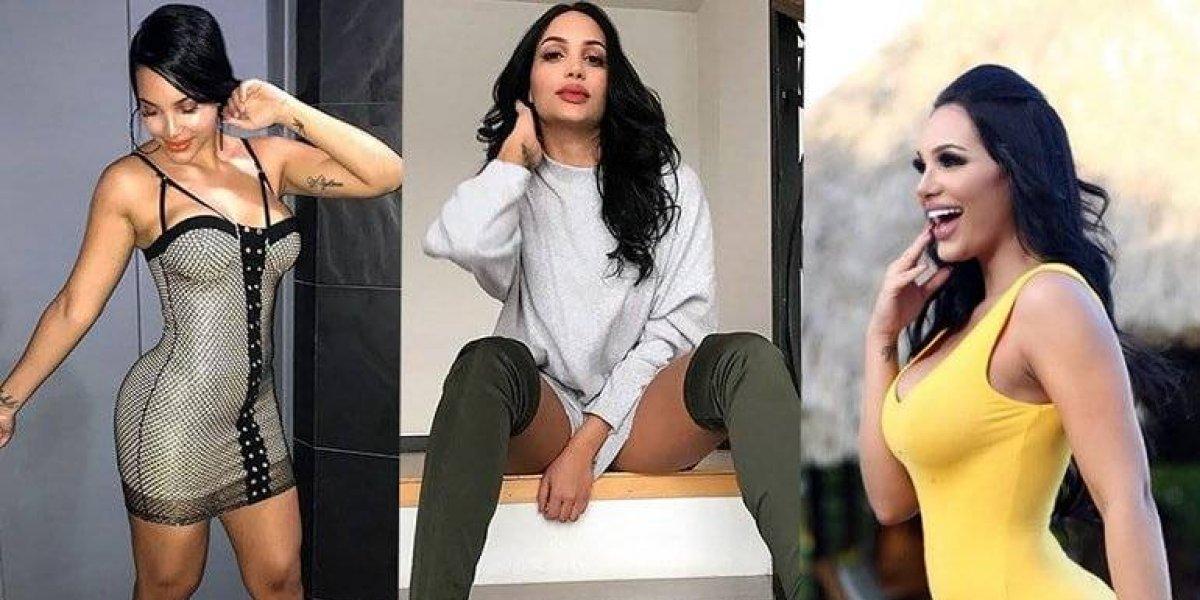 Filtran fotos de actriz colombiana desnuda y ella decide publicarlas con fuerte mensaje