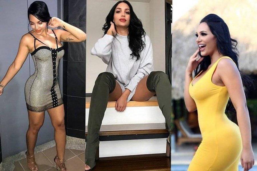 Filtran Fotos De Actriz Colombiana Desnuda Y Ella Decide Publicarlas