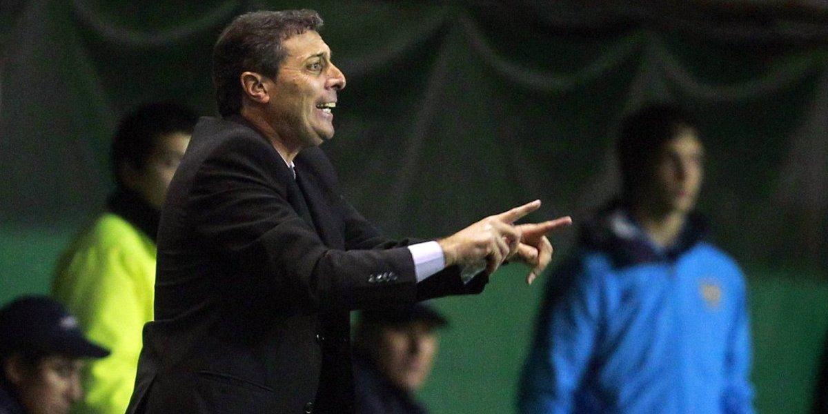 """Kudelka juega al misterio en Argentina: """"Hay gestiones con la U, pero estamos evaluando"""""""