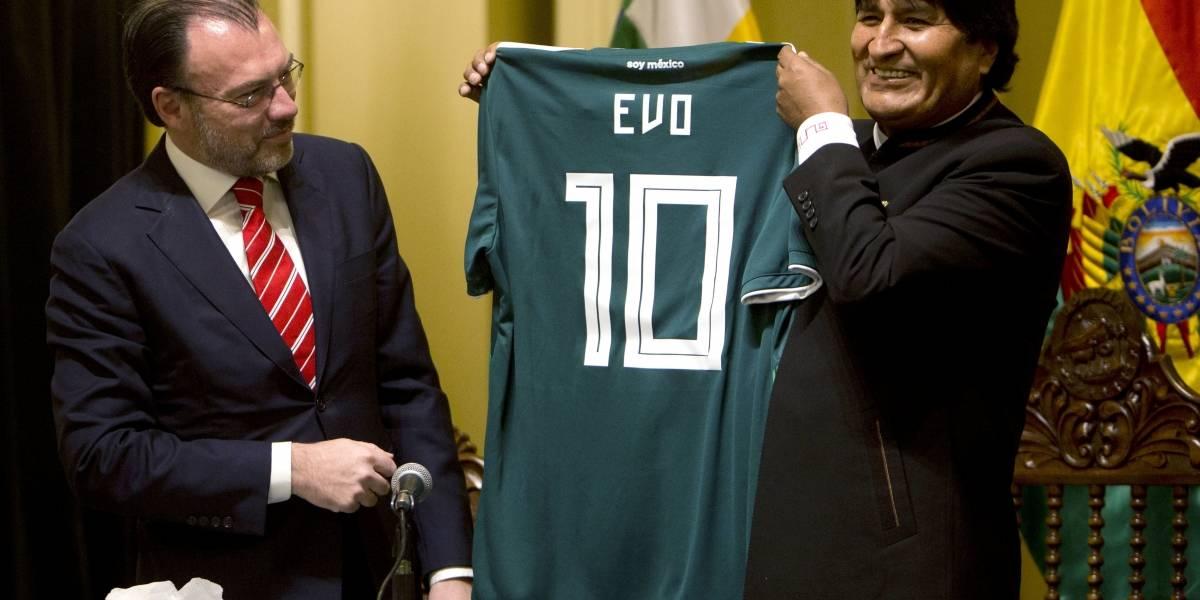 ¿Autorreferente? Tres recintos deportivos llevarán el nombre de Evo Morales para los Juegos Odesur