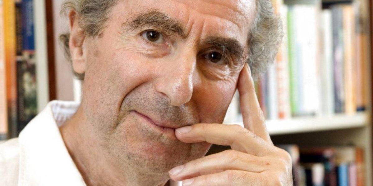 Fallece célebre escritor Philip Roth