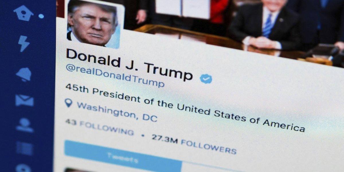 Por orden de un juez: Trump no podrá bloquear a quien le critique en Twitter