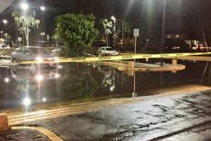 FEs Aragón inundada