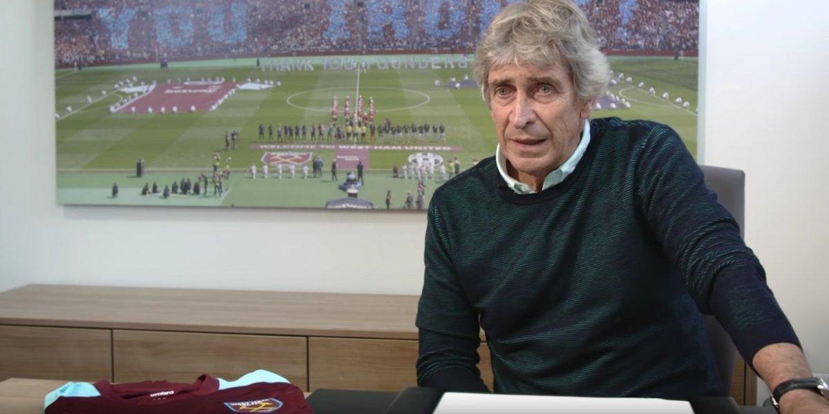 """Pellegrini detalla su nuevo proyecto en West Ham: """"Debemos ser pacientes para encontrar a los jugadores adecuados"""""""