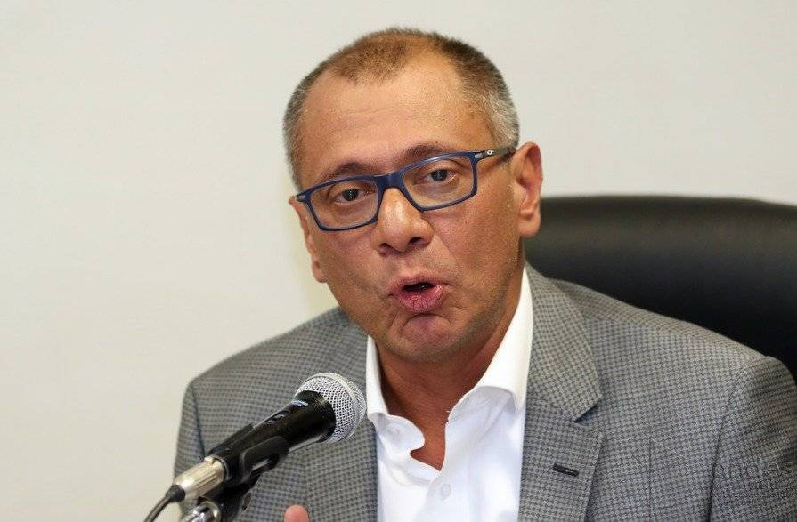 Jorge Glas ANDES