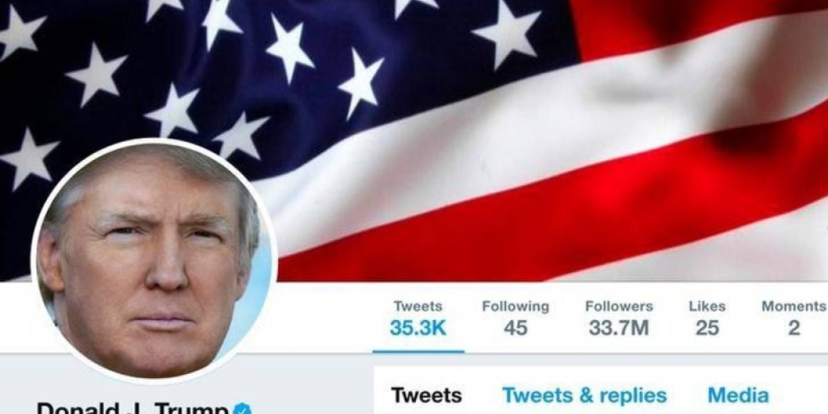 Juíza diz que Trump viola Constituição ao bloquear críticos no Twitter