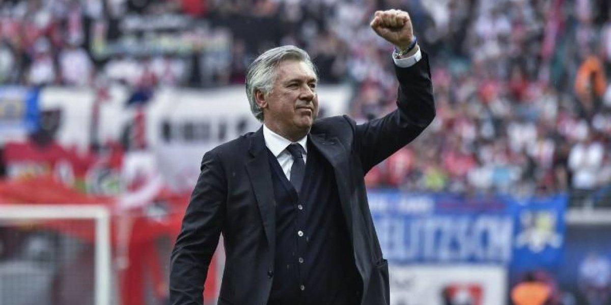 """Tras decirle""""no"""" a la selección, Ancelotti anunciacuál será su nuevo club"""