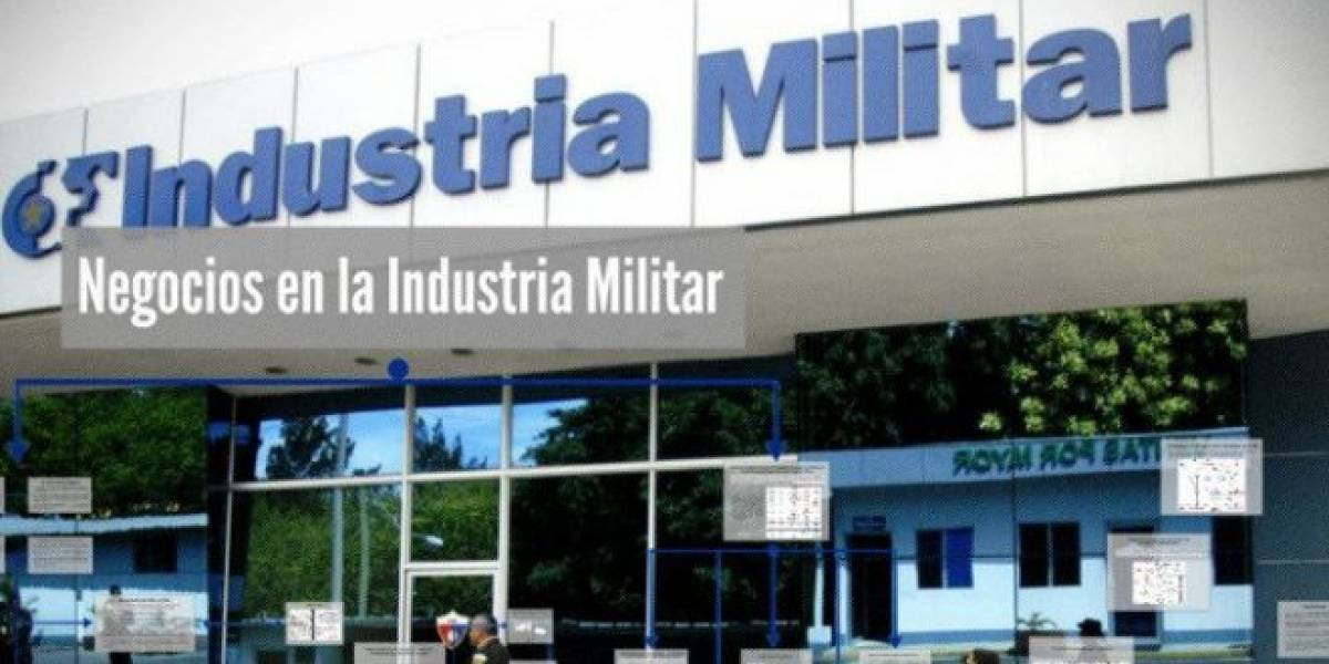 Tras petición de abogado, suspenden audiencia del caso relacionado con la Industria Militar