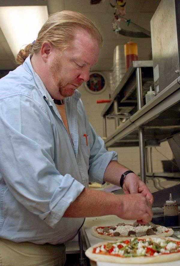 Chef Mario Batali Acoso Sexual