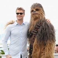 Chewbacca, personaje de la serie Star Wars.