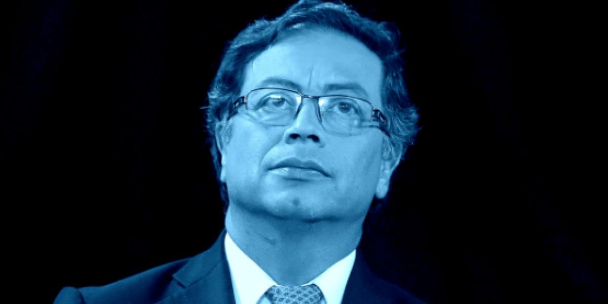 Gustavo Petro, el candidato de izquierda de estas elecciones presidenciales