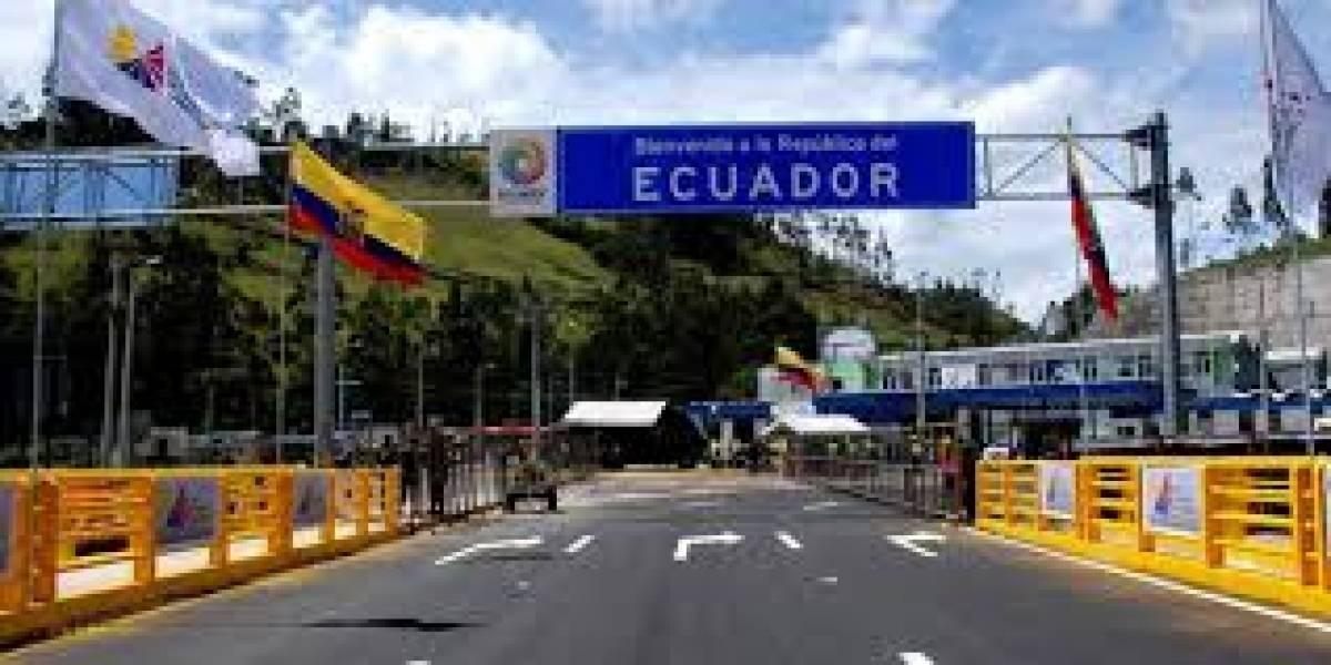 Puente de Rumichaca se cerrará desde el 24 hasta el 27 de mayo