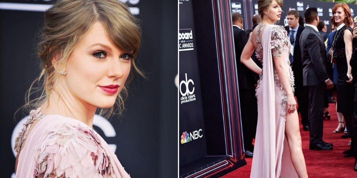 Taylor Swift não foi a única: veja outras artistas que foram traídas pela fenda do vestido