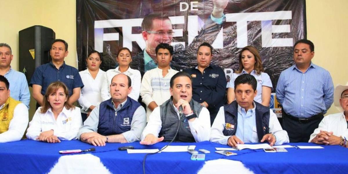 Recuperar la paz, principal objetivo del frente: Damián Zepeda